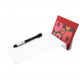 Porte courrier message