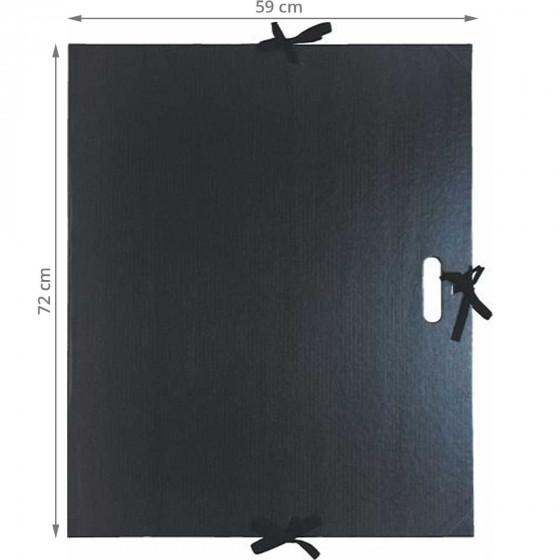 Carton à dessin 59x72 cm avec poignée