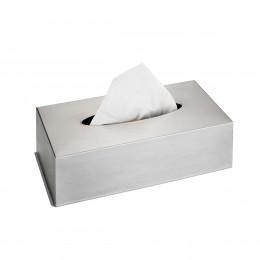 Boîte à mouchoirs en inox