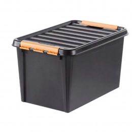 Boîte de rangement incassable 50 litres