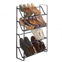 Étagère à chaussures pour placard étroit