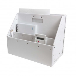 Box de rangement pour cleandesk