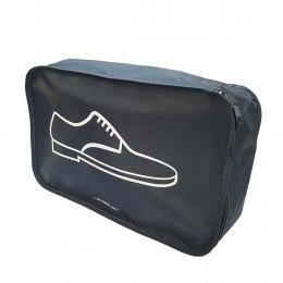 Housse de voyage pour chaussures homme