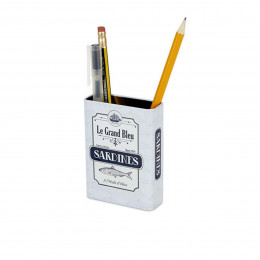 Pot à crayons aimanté et aimants