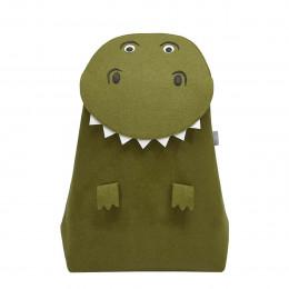 Panier à jouets dinosaure