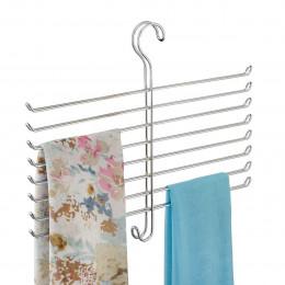 Cintre à cravates ou foulards en métal