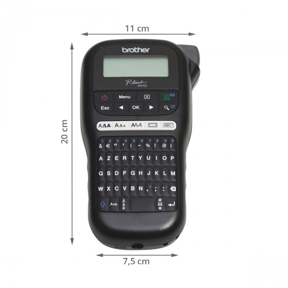 Étiqueteuse Brother P-touch H110