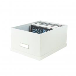 Boîte à DVD en carton blanc