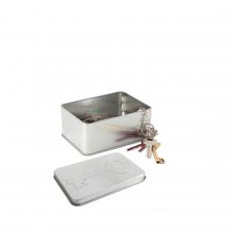 Boîte à clés métallique