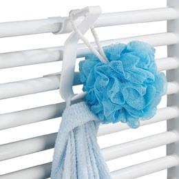 Porte-serviettes et patères - salle de bain