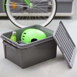 Rangement accessoires de sport - garage